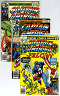 Modern Age (1980-Present):Superhero, Captain America Group (Marvel, 1978-84) Condition: Average NM....(Total: 61)
