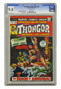 Bronze Age (1970-1979):Miscellaneous, Creatures on the Loose #22 (Marvel, 1973) CGC NM 9.4 Off-whitepages. ...