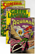 Silver Age (1956-1969):Superhero, DC/Marvel Silver/Bronze Age Group (DC/Marvel, 1964-77) Condition: Average VG/FN.... (Total: 33)