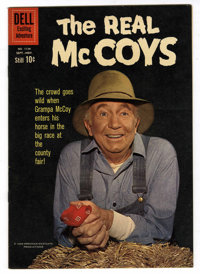 Four Color #1134 The Real McCoys File Copy (Dell, 1960) Condition: VF