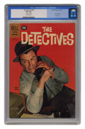 Silver Age (1956-1969):Adventure, Four Color #1168 The Detectives (#1) (Dell, 1961) CGC VF+ 8.5 Off-white pages. ...