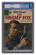 Silver Age (1956-1969):Adventure, Four Color #1179 The Swamp Fox (Dell, 1961) CGC VF 8.0 Off-white pages. ...