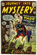 Silver Age (1956-1969):Superhero, Journey Into Mystery #84 (Marvel, 1962) Condition: VG....