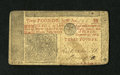 Colonial Notes:New Jersey, New Jersey December 31, 1763 L3 Extremely Fine....