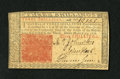 Colonial Notes:New Jersey, New Jersey March 25, 1776 3s with John Hart Signature Very ChoiceNew....