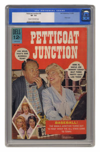 Petticoat Junction #5 (Dell, 1965) CGC VF- 7.5 Cream to off-white pages