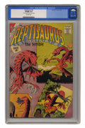 Silver Age (1956-1969):Miscellaneous, Reptisaurus #4 (Charlton, 1962) CGC VF/NM 9.0 Off-white pages. ...