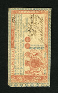 Colonial Notes:New Jersey, New Jersey March 25, 1776 L6 Choice About New+++....