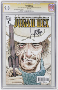 Signature Series Hex #1 and Jonah Hex #1 Group (Various, 1985-2006).... (Total: 2)