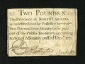 Colonial Notes:North Carolina, North Carolina December, 1771 L2 Very Fine-Extremely Fine....