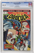 Bronze Age (1970-1979):Horror, Tomb of Dracula #11-13 CGC Group (Marvel, 1973).... (Total: 3)