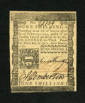 Colonial Notes:Pennsylvania, Pennsylvania April 3, 1772 1s Very Choice New....