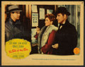 "Movie Posters:Comedy, The Talk of the Town (Columbia, 1942). Lobby Card (11"" X 14""). Comedy.. ..."