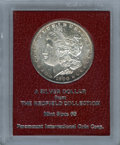 Additional Certified Coins, 1900-S $1 MS63 Uncertified. Ex:The Redfield Collection. NGC Census:(749/1020). PCGS Population (1361/2044). Mintage: 3,540...