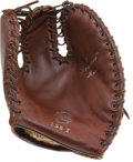 "Baseball Collectibles:Others, 1930's-40's Spalding ""Trapper Model"" First Baseman's Glove -Unused!""..."