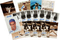 Autographs:Photos, Bob Feller Signed Photograph Lot Of 16....