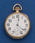 Timepieces:Pocket (post 1900), Illinois 23 Jewel 16 Size Sangamo Special Pocket Watch. ...