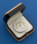 Timepieces:Pocket (pre 1900) , Elgin 15 Jewel, 16 Size Convertible Movement With Fancy Dial. ...