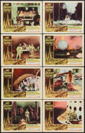 "Movie Posters:Science Fiction, First Spaceship on Venus (Crown International, 1962). Lobby CardSet of 8 (11"" X 14""). Science Fiction.. ... (Total: 8 Items)"