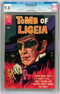 Silver Age (1956-1969):Horror, Movie Classics Tomb of Ligeia #nn File Copy (Dell, 1965) CGC NM/MT9.8 Off-white to white pages....