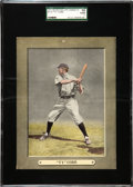 Baseball Cards:Singles (Pre-1930), 1911 M110 Sporting Life Cabinet Ty Cobb SGC 10 Poor 1....