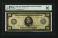 Large Size:Federal Reserve Note, Fr. 978* $20 1914 Federal Reserve Note PMG Very Good 10.. ...