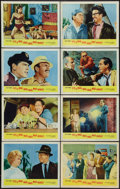 """Movie Posters:Comedy, It's a Mad, Mad, Mad, Mad World (United Artists, 1963). Lobby CardSet of 8 (11"""" X 14""""). Comedy.. ... (Total: 8 Items)"""