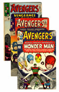 Silver Age (1956-1969):Superhero, The Avengers Group (Marvel, 1964-73) Condition: Average VG.... (Total: 27 Comic Books)