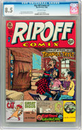 Bronze Age (1970-1979):Alternative/Underground, Rip Off Comix #7 (Rip Off Press, 1980) CGC VF+ 8.5 Off-white pages. ...