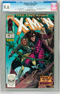 Modern Age (1980-Present):Superhero, Uncanny X-Men #266 (Marvel, 1990) CGC NM+ 9.6 White pages....