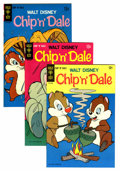Silver Age (1956-1969):Cartoon Character, Chip 'n' Dale File Copies Group (Gold Key, 1962-80) Condition: Average VF/NM.... (Total: 62 Comic Books)