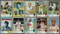Baseball Cards:Sets, 1973 Topps Baseball High Grade Near Set (525/660). ...