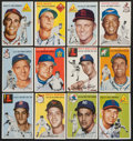 Baseball Cards:Lots, 1954 Topps Baseball Collection (169 cards) Mostly Different. ...