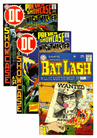 Showcase #76, 82, and 83 Group (DC, 1968-69).... (Total: 3 Comic Books)