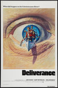"Movie Posters:Action, Deliverance (Warner Brothers, 1972). International One Sheet (27"" X41""). Action.. ..."