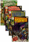 Silver Age (1956-1969):Horror, Chamber of Darkness Group (Marvel, 1969-70) Condition: AverageVF+.... (Total: 4 Comic Books)