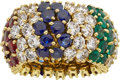 Estate Jewelry:Rings, Diamond, Ruby, Sapphire, Emerald, Gold Ring. ...