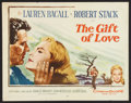 """Movie Posters:Drama, The Gift of Love Lot (20th Century Fox, 1958). Half Sheets (2) (22"""" X 28""""). Drama.. ... (Total: 2 Items)"""