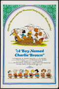 """Movie Posters:Animated, A Boy Named Charlie Brown (National General, 1969). One Sheet (27"""" X 41""""). Animated.. ..."""