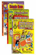 Bronze Age (1970-1979):Cartoon Character, Richie Rich Inventions #1-26 File Copies Group (Harvey, 1977-82)Condition: Average VF/NM.... (Total: 75 Comic Books)