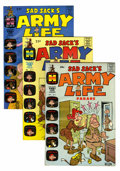 Silver Age (1956-1969):Humor, Sad Sack's Army Life Parade #1-45 File Copies Group (Harvey, 1963-75) Condition: Average NM-.... (Total: 45 Comic Books)
