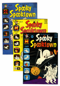 Spooky Spooktown #3-30 File Copies Group (Harvey, 1962-69) Condition: Average NM-.... (Total: 28 Comic Books)