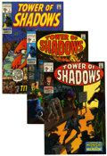 Silver Age (1956-1969):Horror, Tower of Shadows #2-7 Group (Marvel, 1969-71).... (Total: 6 ComicBooks)