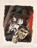 Original Comic Art:Covers, George Wilson Dark Shadows #11 Painted Cover Original Art(Gold Key, 1971)....