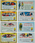 "Non-Sport Cards:Sets, 1964 Topps ""Nutty Awards"" High Grade Complete Set (32). ..."