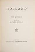 Books:Children's Books, Nicol Jungian and Beatrix Jungian. Holland. London: A. &C. Black, 1904. First edition. Octavo. 212 pages. Color pla...