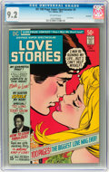 Bronze Age (1970-1979):Romance, DC 100-Page Super Spectacular #5 Love Stories - Savannah pedigree(DC, 1971) CGC NM- 9.2 Off-white pages....