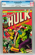 Bronze Age (1970-1979):Superhero, The Incredible Hulk #181 Savannah pedigree (Marvel, 1974) CGC NM+9.6 Cream to off-white pages....