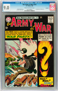 Silver Age (1956-1969):War, Our Army at War #151 Savannah pedigree (DC, 1965) CGC VF/NM 9.0 Cream to off-white pages....