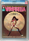 Vampirella #1 (Warren, 1969) CGC NM+ 9.6 Off-white to white pages
